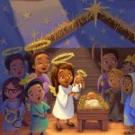 Nativity, christmas, School Play, after school, and Diversity