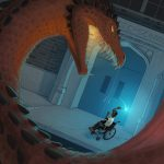 dragon, Adventure Fantasy, middle grade, African American, disability, and Wheelchair