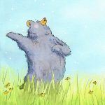 childrens books, bear, and summer