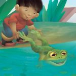 Frogs, Pets, and Early readers