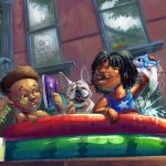 cute kids, Boy and dog, Diverse Books, and adventuresome girl