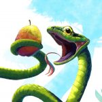 Animals, snake, A Children's Nature Picture Book, and african folklore