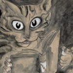 Animals: cats, read aloud, and a picture book