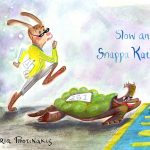Aesop fable, The Tortoise and the Hare, and bostonmarathon