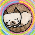 Animals: cats, Pets, and cat sleeping